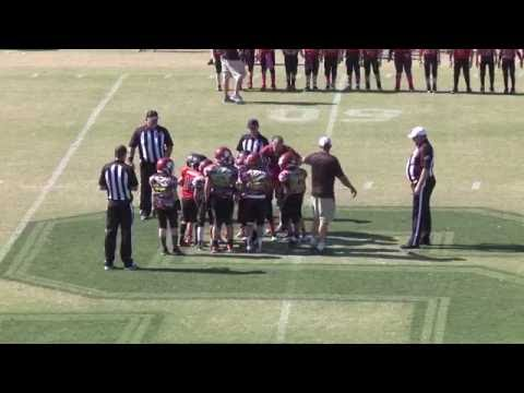 Guntersville Wildcat B Team vs Albertville Aggie B-Team, 10 29 16