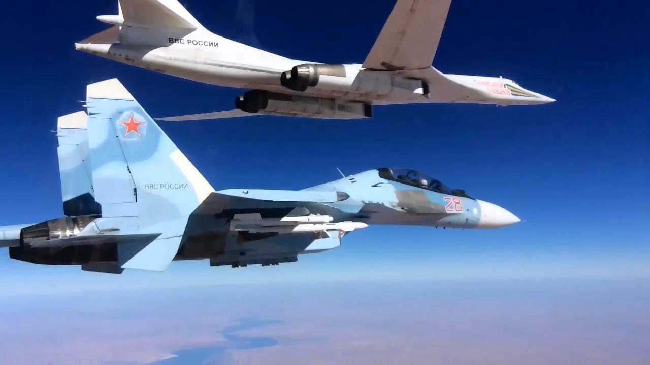 Китайские эксперты сравнили Ту-160 с американскими аналогами