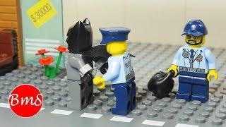 LEGO Batman Parody - Batman arrested?