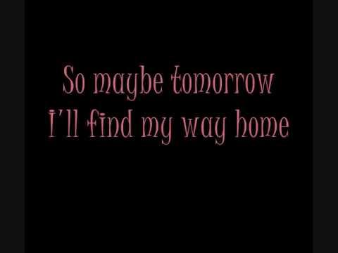 Stereophonics  Maybe Tomorrow lyrics