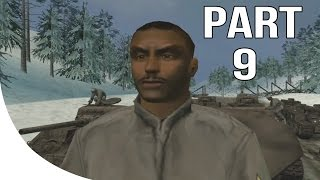 Call of Duty Finest Hour Gameplay Walkthrough Part 9 - Western Front - Come out Fighting