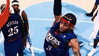 Allen Iverson: Top 10 Career Dunks