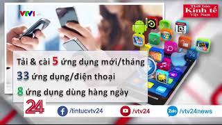 Tiềm năng thị trường ứng dụng di động | VTV24