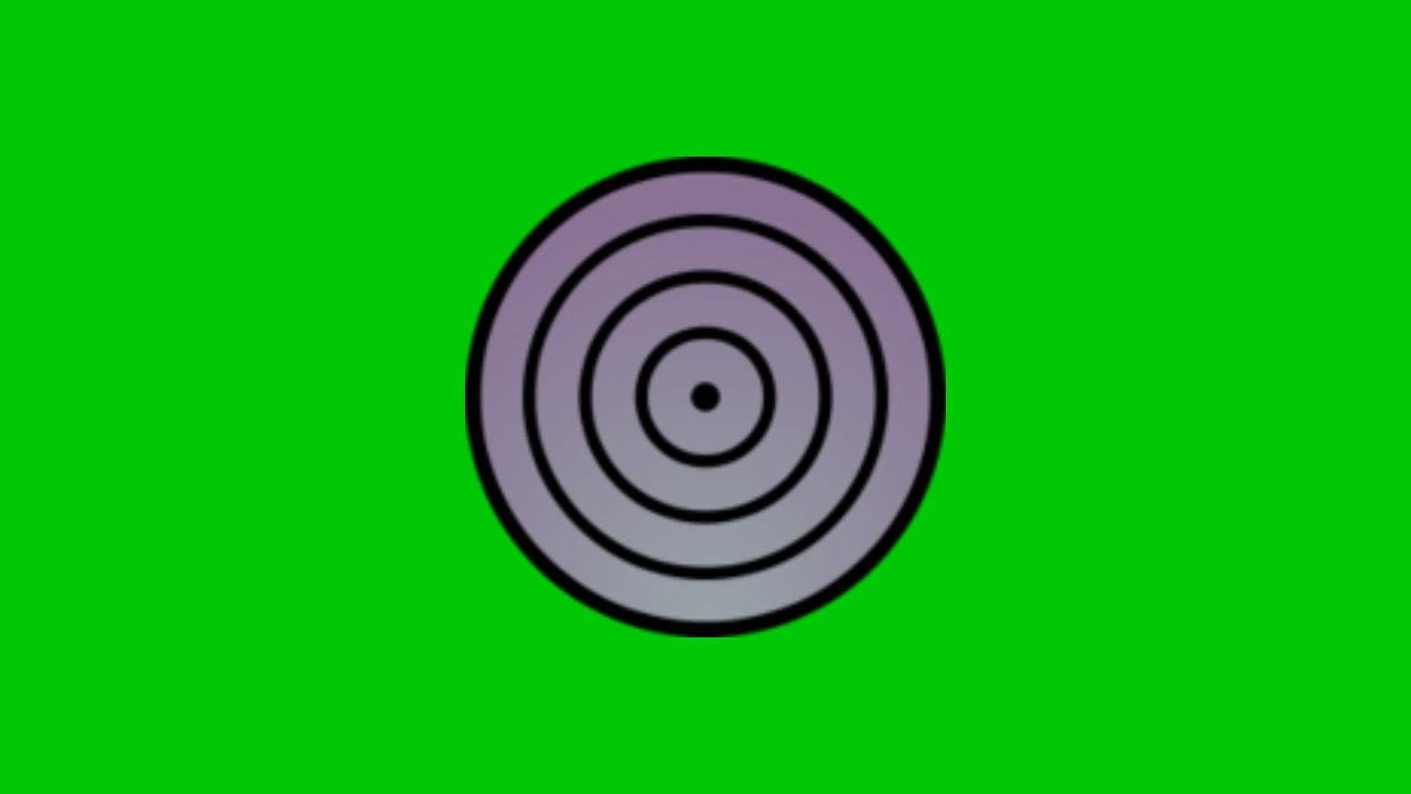 Green Screen Choku Tomoe Rinnegan Youtube
