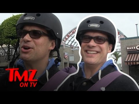Diedrich Bader: Paying To Poop Is Ridiculous!  TMZ TV