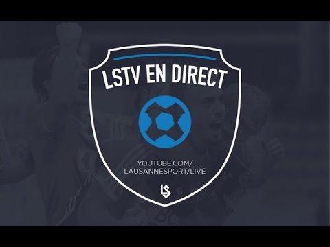 Lausanne-Sport LIVE : Conférence de presse du 20.4.18