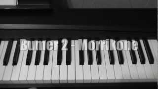 Bumer - Privet Morricone (Мелодия из фильма Бумер 2, на пианино)