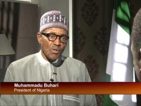 President Muhammadu Buhari Speaks On Corruption