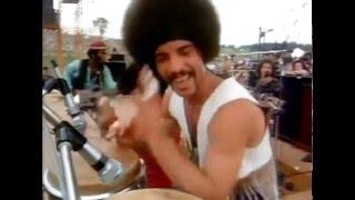 Santana - Soul Sacrifice 1969  Woodstock  live concierto HQ