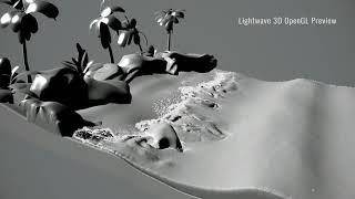 A Slice of Paradise - Flip Fluids/Lightwave/Octane