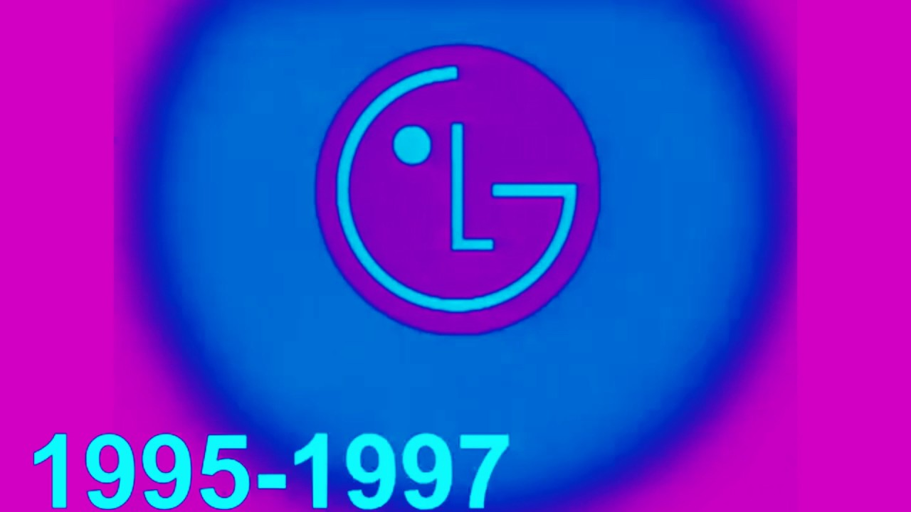 Goldstar/LG Logo History 1992-Present Updated in U Major by