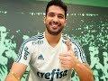 Apresentação do zagueiro Luan Palmeiras | 05/06/2017