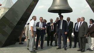 В Крым приехала французская делегация во главе с депутатом Нацсобрания Тьерри Мариани.