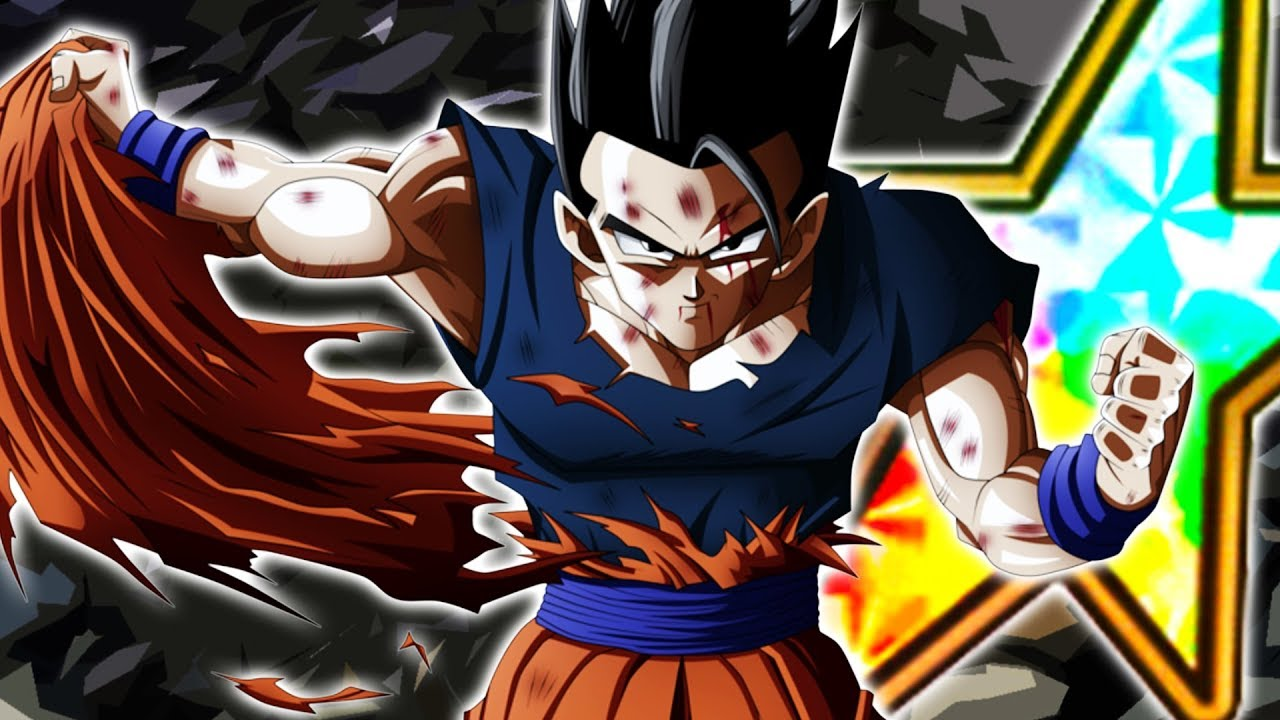 This Gohan Is An Absolute Beast 100 Int Ultimate Gohan Extreme Z