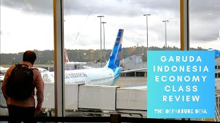 BEST ECONOMY CLASS OUT THERE??? | Garuda Economy Class Review: Melbourne to Denpasar