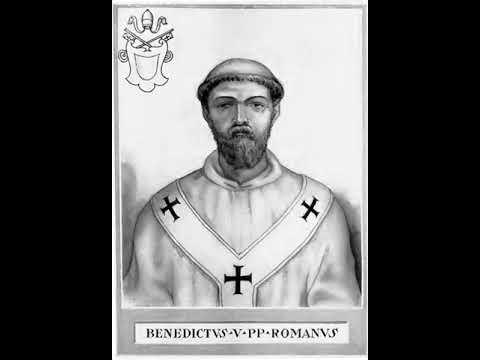 381264f727 Pope Benedict V