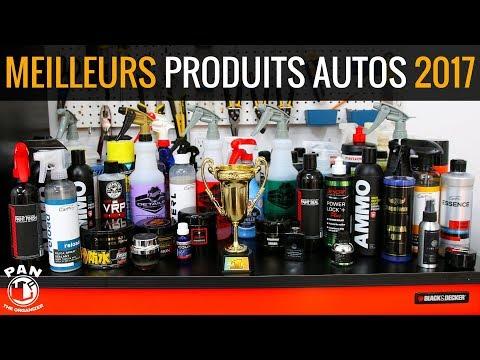 REMISE DE PRIX pour les meilleurs produits d'esthétique de voitures en 2017 + TIRAGE DE CADEAUX !!!