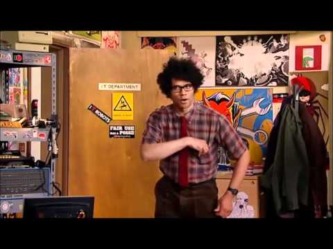 The IT Crowd - Eureka moment
