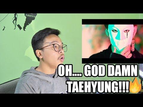 BTS LOVE YOURSELF - TEAR SINGULARITY COMEBACK TRAILER REACTION ( TAEHYUNG..... )