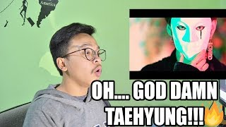 Download lagu BTS LOVE YOURSELF - TEAR SINGULARITY COMEBACK TRAILER REACTION ( TAEHYUNG..... )