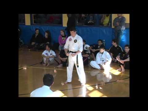 DeStolfo's Premier Martial Arts 2014 Karate Tournament (Forms)