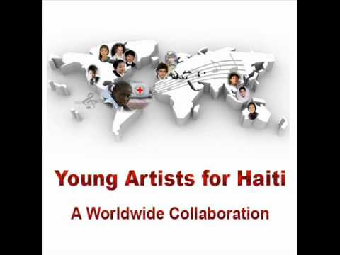 Young Haiti Artists - Waving Flag Lyrics