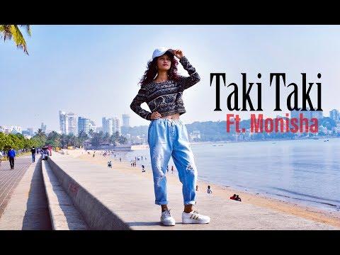 TAKI TAKI // DJ SNAKE FT. SELENA GOMEZ,OZUNA,CARDI B/ MONISHA DEY CHOREO