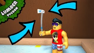 How to Get the BIRD AXE - Lumber Tycoon 2 (Roblox)