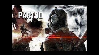METAL GEAR SURVIVE Walkthrough Part 10 -  Worm Hole (PS4 Pro 4K Let's Play)