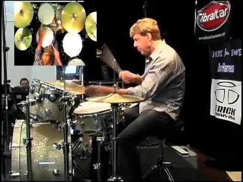 Donny Osborne at Chicago Drum  2009