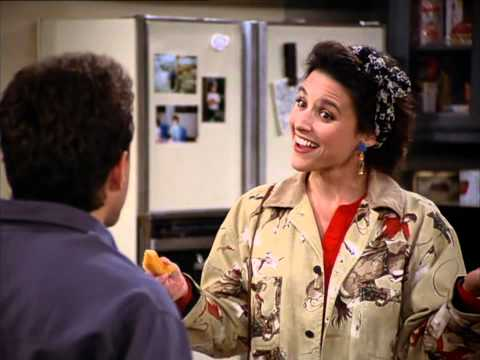 Seinfeld: Season 2 Epidose 1 The Ex-Girlfriend, Elaine Beniz