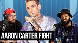 Our Friend Who Aaron Carter Tried To Fight Explains What Happened