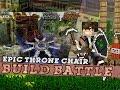 Build Battle | EPIC THRONE CHAIR | Episode Seven!