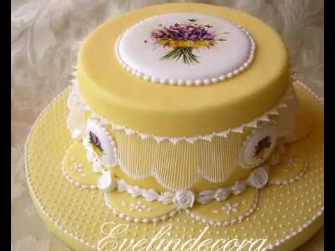 Cake Decorating Icing With Crisco : Cake Icing Made With Crisco - YouTube