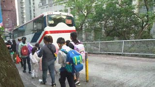 Primary, secondary schools in Hong Kong resume class