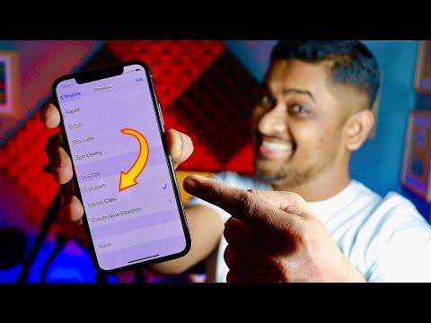 IPhone Vibration Tip! 2019