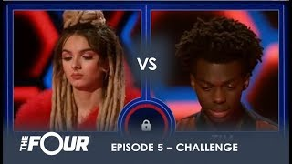 Скачать Zhavia Vs Tim The Most INTENSE Battle Of The Season Do Not BLINK S1E5 The Four