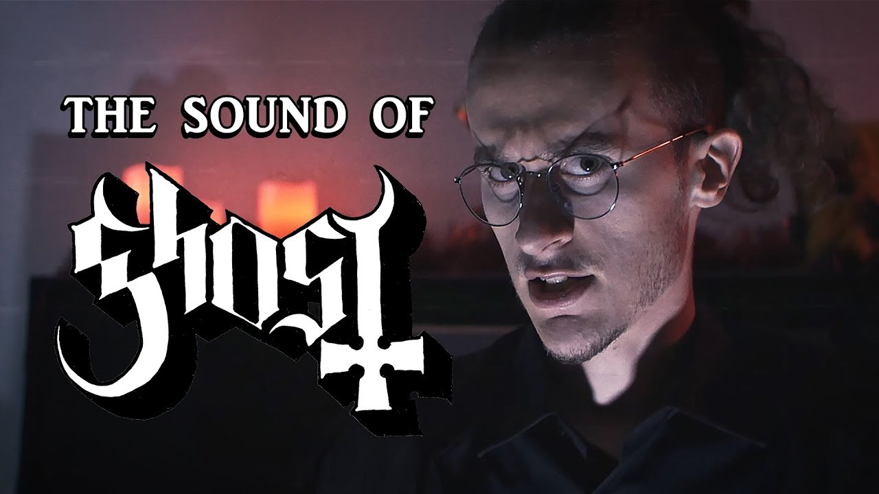 THE SOUND OF SILENCE but in the style of GHOST