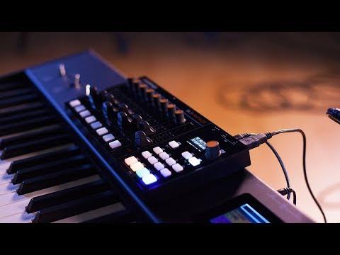Studiologic SL Mixface - Demo with Chris Martirano