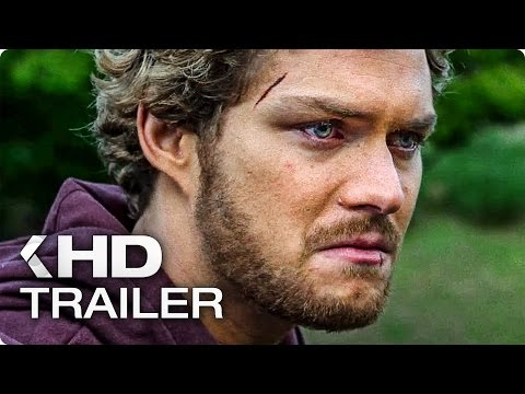 MARVEL'S IRON FIST Trailer German Deutsch...