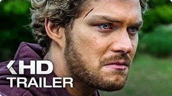 MARVEL'S IRON FIST Trailer German Deutsch (2017)