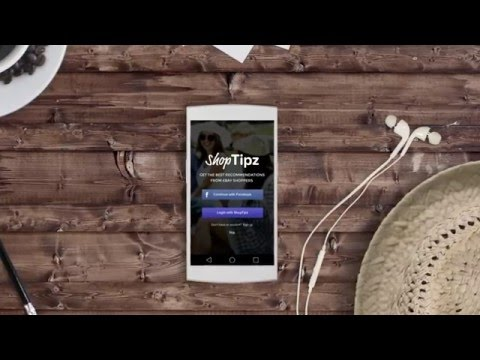 ShopTipz- the social online shopping app