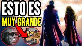 ¡ES DEMASIADO LA FASE 4! Multiverso Doctor Strange 2, 4 FANTÁSTICOS, BLADE y todas las películas