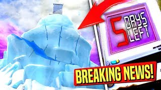 *BREAKING NEWS* POLAR PEAKS ICEBERG *CRACKING* AS MELTING REACHES FINAL STAGE! SEASON 7 UPDATE!: BR