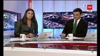 24 horas informa / Conexión TVN - Canal 24 horas TVN