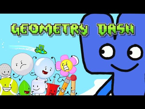 Geometry Dash - Getting Over BFDI By Crystal CM