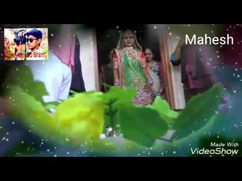 Palaki main hoke sawar weeding song By Mahesh Lovely Studio Bhim