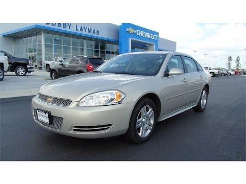 Bobby Layman Chevrolet >> 2012 Chevrolet Impala Lt Good Used Cars At Bobby Layman Chevrolet