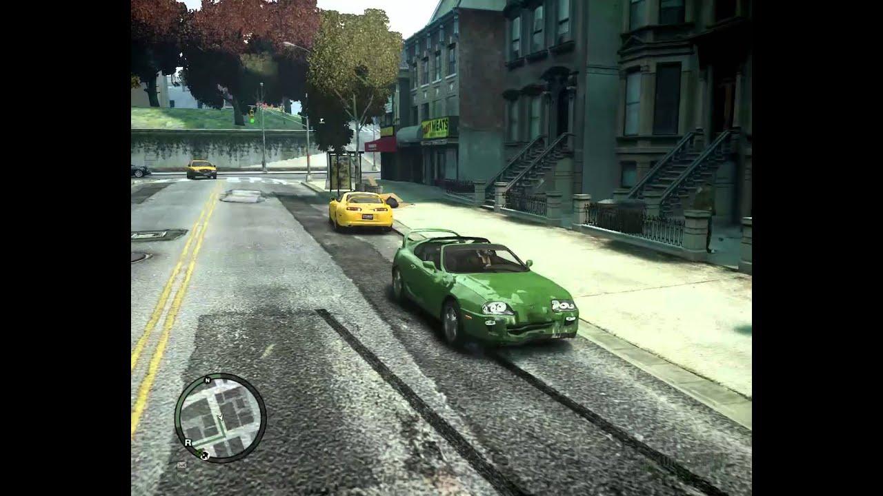 Grand Theft Auto 4 - Final Mod - скачать через торрент