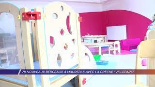 Yvelines | 78 nouveaux berceaux à Maurepas avec la crèche de la «Villeparc»